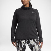 Nike Therma Sphere Element Women's Long Sleeve Running Top (Plus Size 1X-3X)