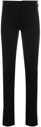 Love Moschino Logo Patch Skinny Jeans