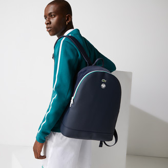 Lacoste Men's Roland Garros Nylon Backpack