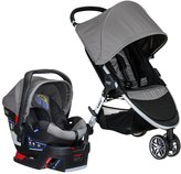 Britax B-Agile 3 Travel System - Red