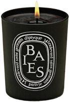 Baies Noir Candle
