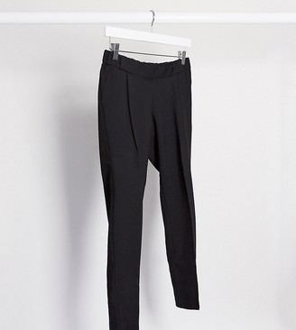 ASOS DESIGN Maternity tailored smart tapered pant