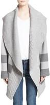 Burberry Women's Gorlan Oversize Open Cardigan