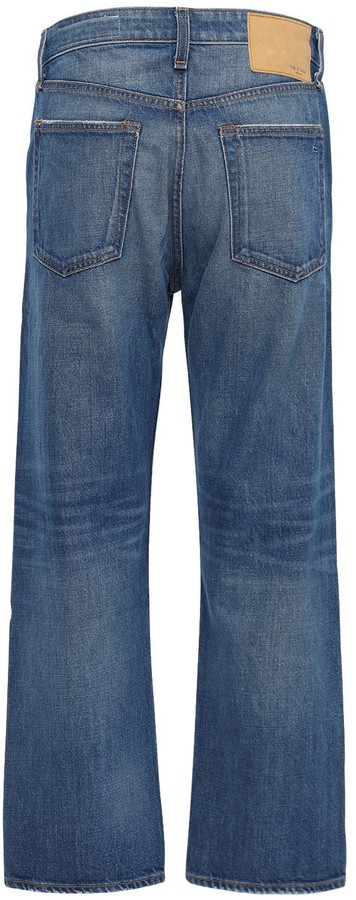 Thumbnail for your product : Rag & Bone Maya High Waist Denim Straight Leg Jeans