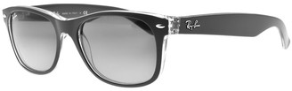 Ray-Ban 2132 New Wayfarer Sunglasses Grey