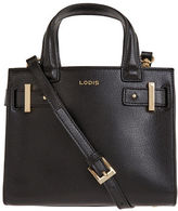 Lodis Stephanie Uma Mini Leather Satchel