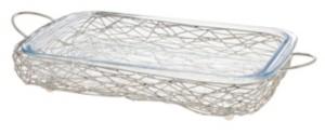 Godinger Nest Rectangular Glass Baker