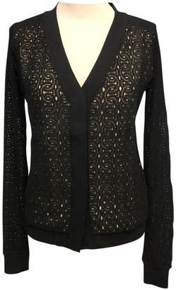 Diane von Furstenberg Black Cotton Knitwear for Women