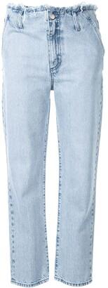 Nobody Denim Siena slim straight jeans