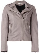 IRO 'Han' jacket - women - Lamb Skin/Polyester/Rayon - 38