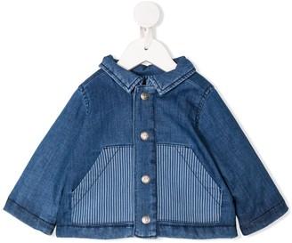 Bonpoint Panelled Denim Jacket