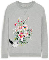 Disney Mickey Mouse Bouquet Sweatshirt for Women by Cath Kidston