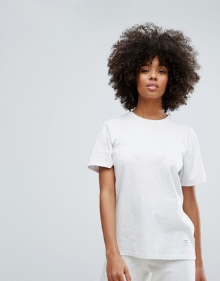 Converse Essentials Premium Loose Fit T-Shirt-Grey