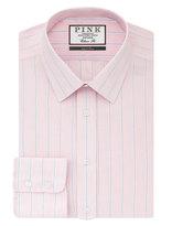 Thomas Pink Burgh Stripe Classic Fit Button Cuff Shirt