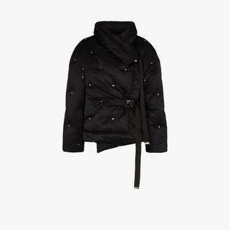 SHOREDITCH SKI CLUB Fleur De Lis puffer jacket