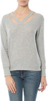 LnA Double Fallon Sweater
