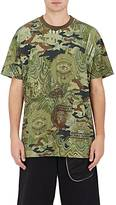 Givenchy MEN'S CAMOUFLAGE- & MONEY-PRINT T-SHIRT