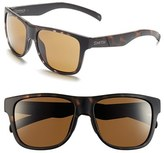 Smith Optics Women's 'Lowdown Xl' 58Mm Sunglasses - Impossibly Black/ Blackout