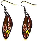 Love's Hangover Creations Indy Butterfly Earrings