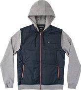 RVCA Men's Puffer Zips Jacket
