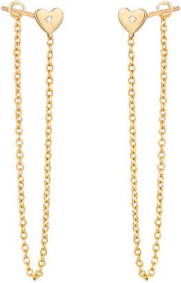 Ariana Rabbani 14K Diamond Earrings