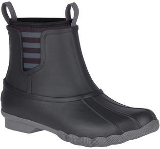 Sperry Saltwater Chelsea Rubber Boots Women Shoes