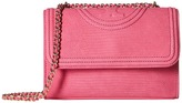 Tory Burch Fleming Snake Convertible Small Shoulder Bag Shoulder Handbags