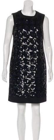 Marni Evening Sequin Dress