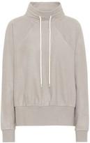 Varley Maceo cotton-blend sweatshirt
