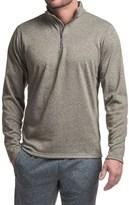 Columbia Tenino Woods Fleece Shirt - Zip Neck, Long Sleeve (For Men)