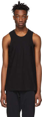 Ami Alexandre Mattiussi Black Pocket Tank Top