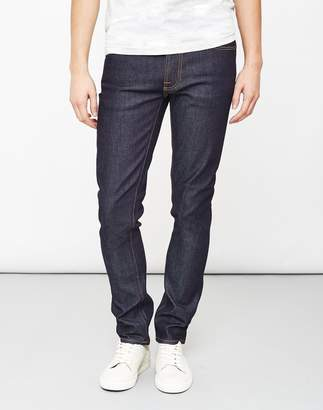 Nudie Jeans Lean Dean Dry 16 Dips Jeans Blue