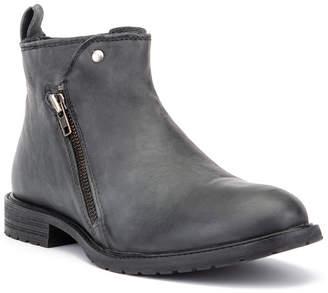 Vintage Foundry Men's Calvin Dual Side Zip Moto Boots