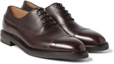 John Lobb - Weir Panelled Leather Oxford Shoes