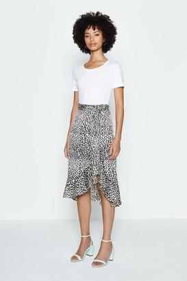 Coast Animal Print Skirt