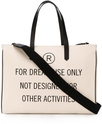 Golden Goose For Dream Use Only tote