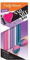Sally Hansen I Heart Nail Art Glitter Kit Multi