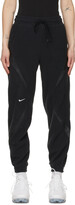 Thumbnail for your product : Nike Black NSW Archive Remix Lounge Pants
