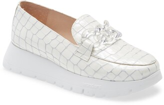 Wonders A-2405 Platform Loafer