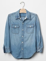 Gap 1969 Denim Shirt