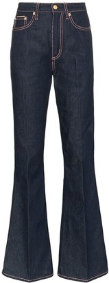 Eytys Oregon flared jeans