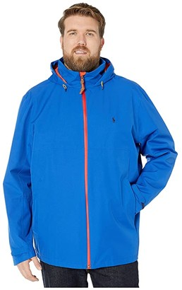 Polo Ralph Lauren Big & Tall Big Tall Repel Jacket (Blue Saturn) Men's Coat
