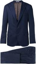 Brunello Cucinelli two piece suit - men - Cupro/Wool - 48