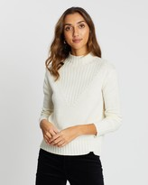 Sportscraft Pearl Wool-Cashmere Knit