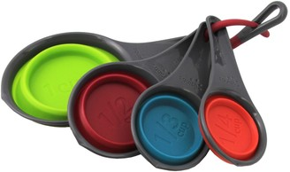 Squish 4-pc. Collapsible Measuring Cup Set
