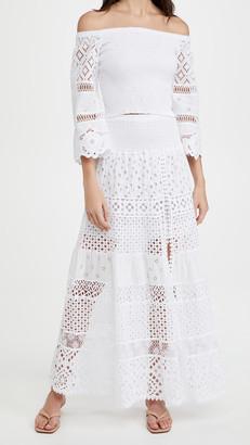 Temptation Positano San Paulo Slit Skirt