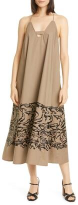 Rachel Comey Opa Sleeveless Midi Dress