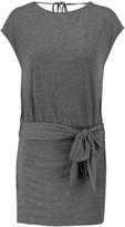 Haute Hippie Draped wrap-effect modal-jersey mini dress