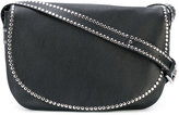 RED Valentino studded trim shoulder bag - women - Calf Leather - One Size