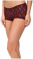 Only Hearts Stretch Lace Ruched Back Hipster